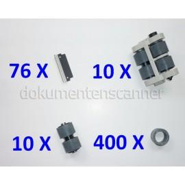Austauschrollen-Kit XXL für Kodak i800 Scanner Serie