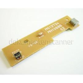 Papiersensor-Platine für Canon DR-2580C