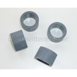 Reifen für Einzugsroller und Trennroller für Kodak i100, i200 und i1400 Scanner