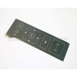 Bedienelementfolie für Panasonic KV-S2087