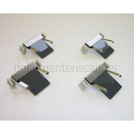 Papierseparationseinheiten für Avision AV210, AV220, AV50F