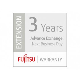 Fujitsu Garantieverlängerung auf 36 Monate mit vor Ort Austauschservice