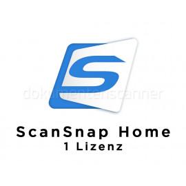 Fujitsu ScanSnap Home - 1 Lizenz