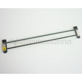 Vordere Glasscheibe für Panasonic KV-S4065CL, KV-S4085CL