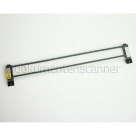 Hintere Glasscheibe für Panasonic KV-S4065CL, KV-S4085CL