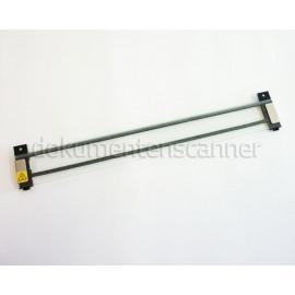Vordere Glasscheibe für Panasonic KV-S4065CW, KV-S4085CW