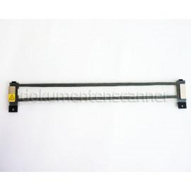 Hintere Glasscheibe für Panasonic KV-S4065CW, KV-S4085CW