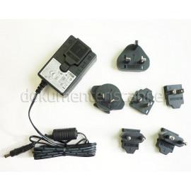 Netzteil für Kodak i2400, i2420, i2600, i2620, i2800, i2820, Picture Saver PS50, PS80