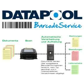 DATAPOOL BarcodeService