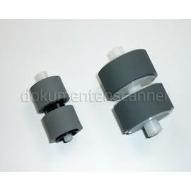 Austauschrollen-Kit für Canon DR-C125, DR-C125W, DR-C225 und DR-C225W