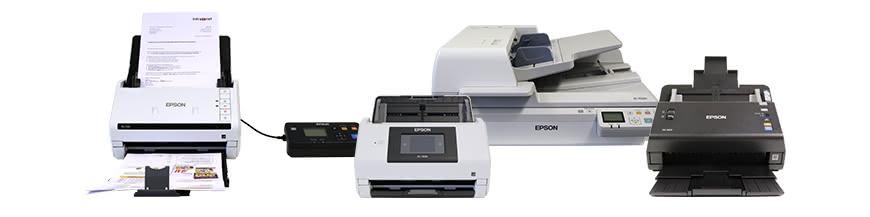 Scanner von Epson
