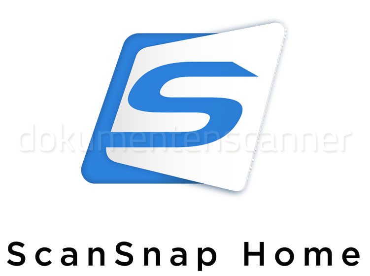 Fujitsu ScanSnap Home