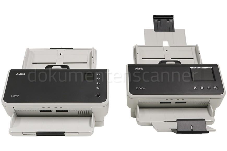 Kodak Alaris S2000 Scanner mit Alaris Smart Touch